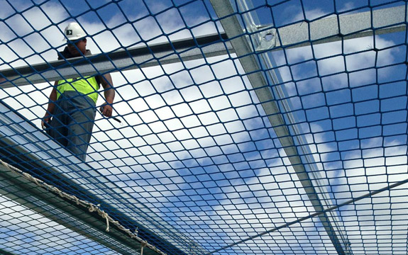 Commercial Applications Of Safety Nets Systems