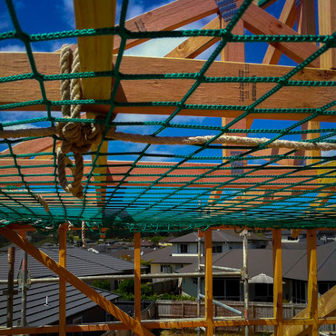 Safety nets in typical residential property